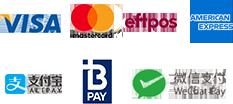 Visa, Mastercard & Eftpos Accepted